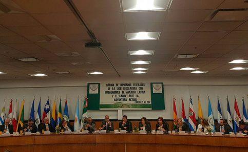 Embajadores de América Latina exigen a EU respeto a migrantes