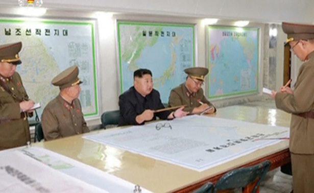 Corea del Norte amenaza con dejar en cenizas a EU y hundir a Japón