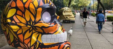 Mexicráneos, vida y muerte reunidos en Reforma