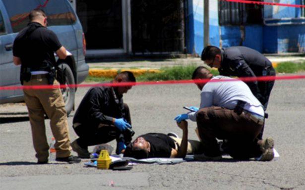Asesinan a una persona cada 18 minutos en México