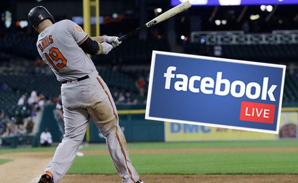 Facebook transmitirá en vivo 20 partidos de Grandes Ligas del Beisbol de EU