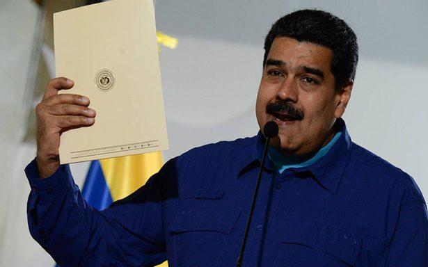 Confirman elecciones presidenciales para el 22 de abril en Venezuela