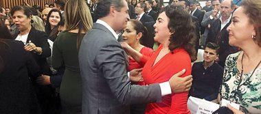 Democratización interna del tricolor y partidos, exhorta Ivonne Ortega