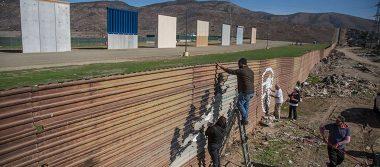 Trump suspende leyes ambientales para construir el muro
