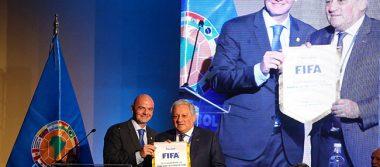 Sudamérica tendrá seis plazas y un repechaje para Mundial 2026: FIFA