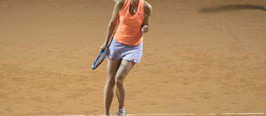 Sharapova y su regreso triunfal en el torneo de Stuttgart