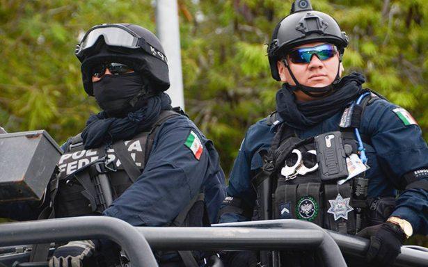 Estrategia de seguridad de PF y PGR no pretende prescindir de Fuerzas Armadas