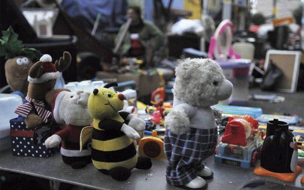 Por la cuesta de enero, Reyes Magos optan por juguetes usados