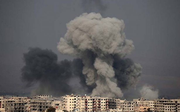 Continúan bombardeos del régimen sirio antes de la tregua que negocia ONU