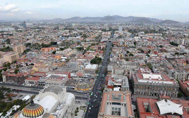 Valle de México registra calidad del aire regular
