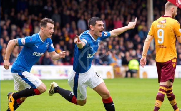 Lalo Herrera debuta con el pie derecho en la liga escocesa