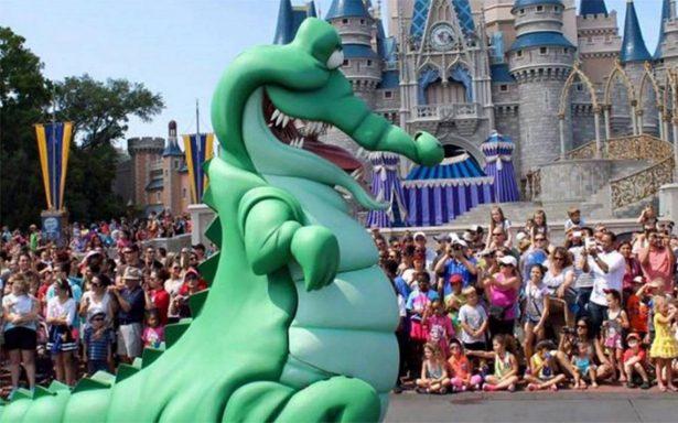 Disneyland ha retirado casi 100 caimanes desde que uno arrastró a un menor