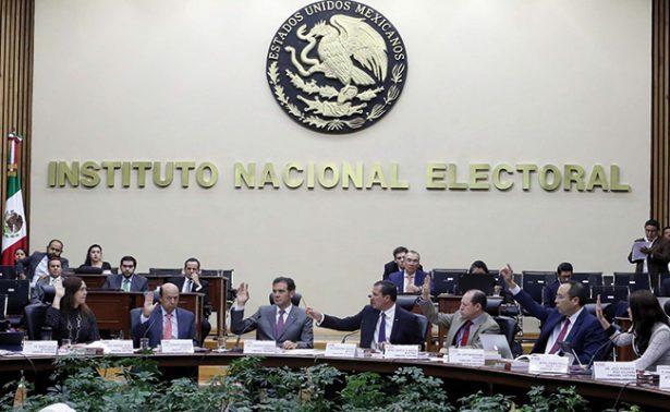 Demandan campesinos recortar presupuesto  a Instituto Nacional Electoral y partidos políticos