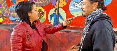 Artista audiovisual Francisco Caamaño da vida al Carnaval de La Paz