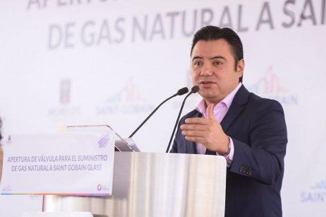 Secretario de Economía, Juan Carlos Salgado Ponce. Foto: Froylán Trujillo