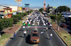 [VIDEO] Marchan contra el gasolinazo en Cuautla