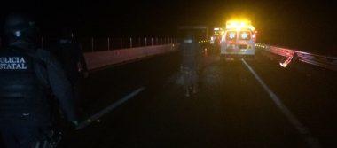 Choque de autobús y un tráiler dejó 6 personas lesionadas en la autopista México-Acapulco