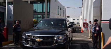 Trasladan al ex gobernador Mario Villanueva a penal de Morelos