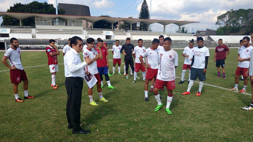 Se impuso 3-1 a Poli en Oaxtepec