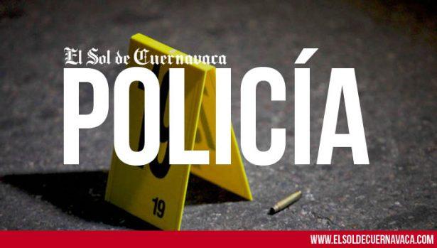 Asesinan a mujer en Amacuzac