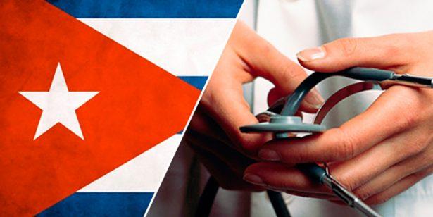 Vendrán médicos cubanos