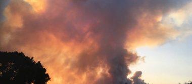 Arde Morelos