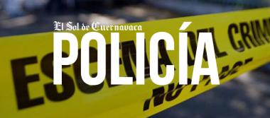 Por echar bala,  cae sujeto en Yautepec