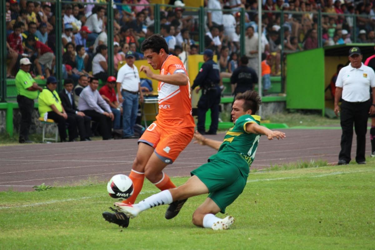 Cuautla se medirá a Calor de San Pedro en las semifinales.