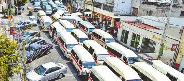 Divide a transportistas renuncia de Messeguer