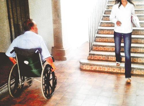 Se unen personas con discapacidad