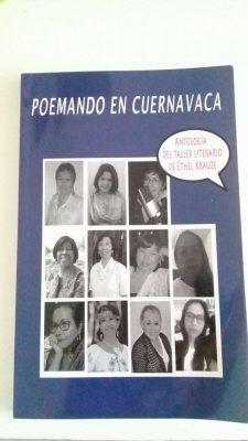 Presenta Reicelda Oxilia  Poemando en Cuernavaca