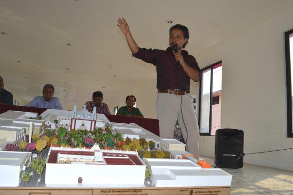 Presentará CPHC proyecto de remodelación del Zócalo