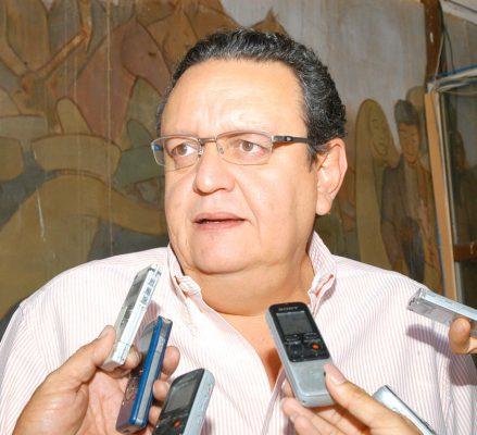 JESÚS GONZÁLEZ Otero, ex presidente municipal de Cuautla. Foto: GUDE SERVÍN