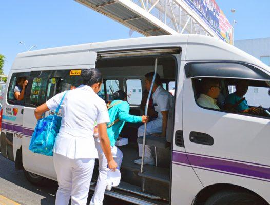 ¡El colmo! Piden transportistas nuevo aumento al pasaje