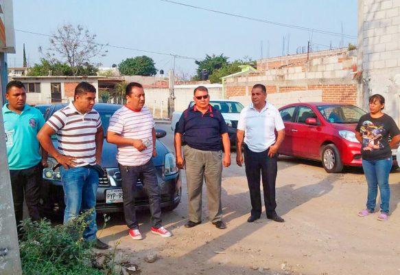 Mejoran servicio colectivo  en La Biznaga y Plan de Ayala