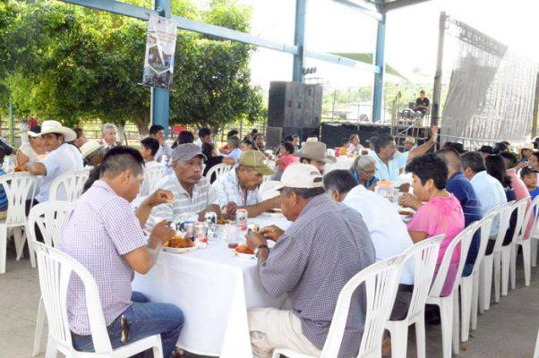 Celebraron a los padres en Atlatlahucan