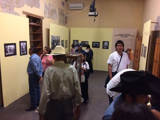 Con exposición fotográfica conmemoran centenario luctuoso de Eufemio Zapata