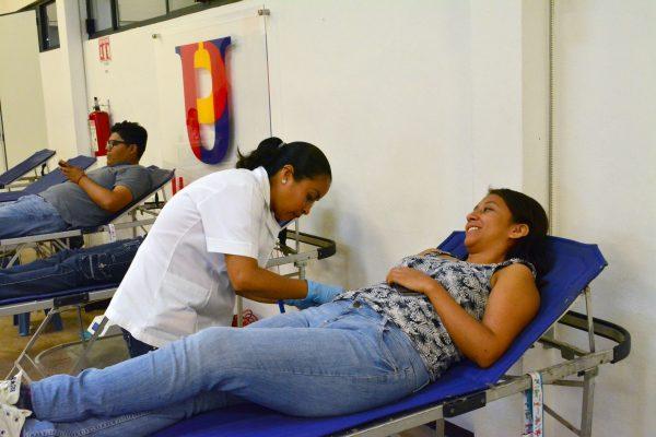 Promueven la donación de sangre