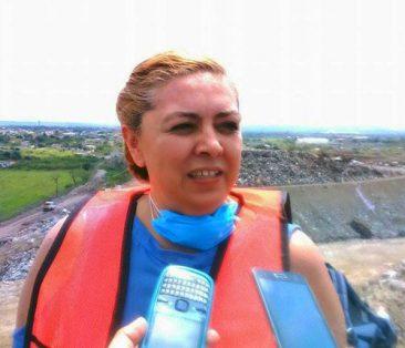 MÓNICA RAMÍREZ López, del Centro de Investigaciones Biológicas de la UAEM, urgió a crear la cultura de la separación de desechos.