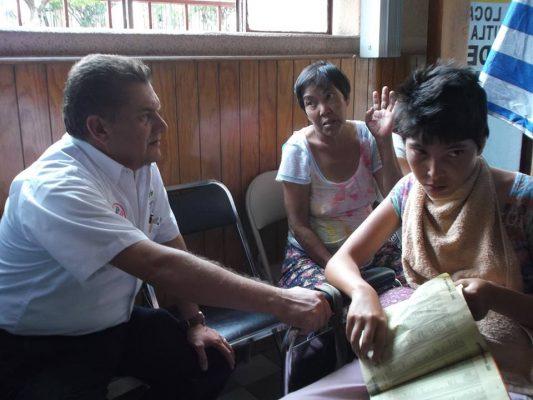 Beneficia a cuatro mil discapacitados la Ley de Apoyo Alimentario