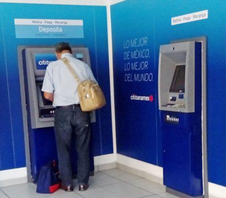 Restablecen servicio en cajeros de Citibanamex