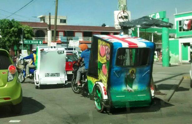 Proliferan mototaxis en Jantetelco