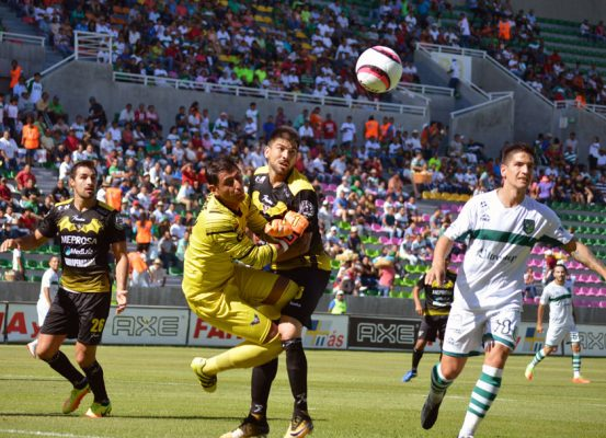 El gol cayó al minuto 91, con el que el equipo cañero logró una victoria más.