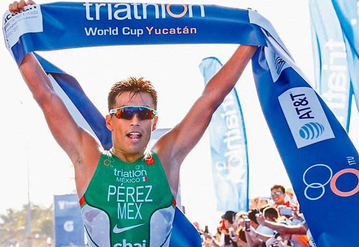 Irving Pérez  Foto Cortesía