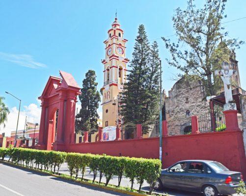 Tlaltenango: Santuario de Cuernavaca