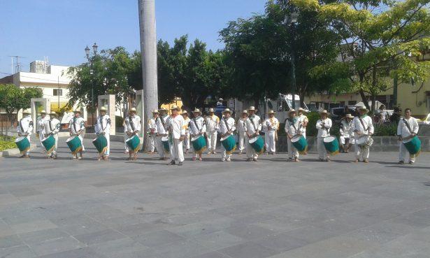 Retumban tambores  en Cuautla por 68 años
