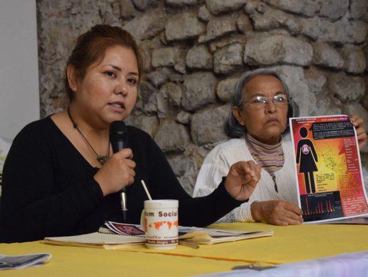 """Negativo informe """"sombra"""" de violencia de género: CIDH"""