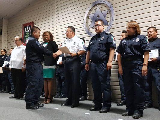 Concluyen curso 232 policías
