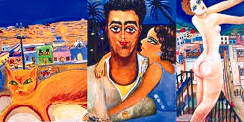 Arte y cultura: María del Carmen Mondragón