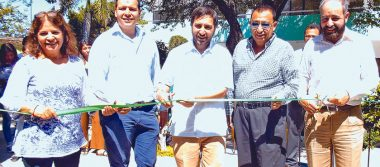 Inauguran colegio Teotzin